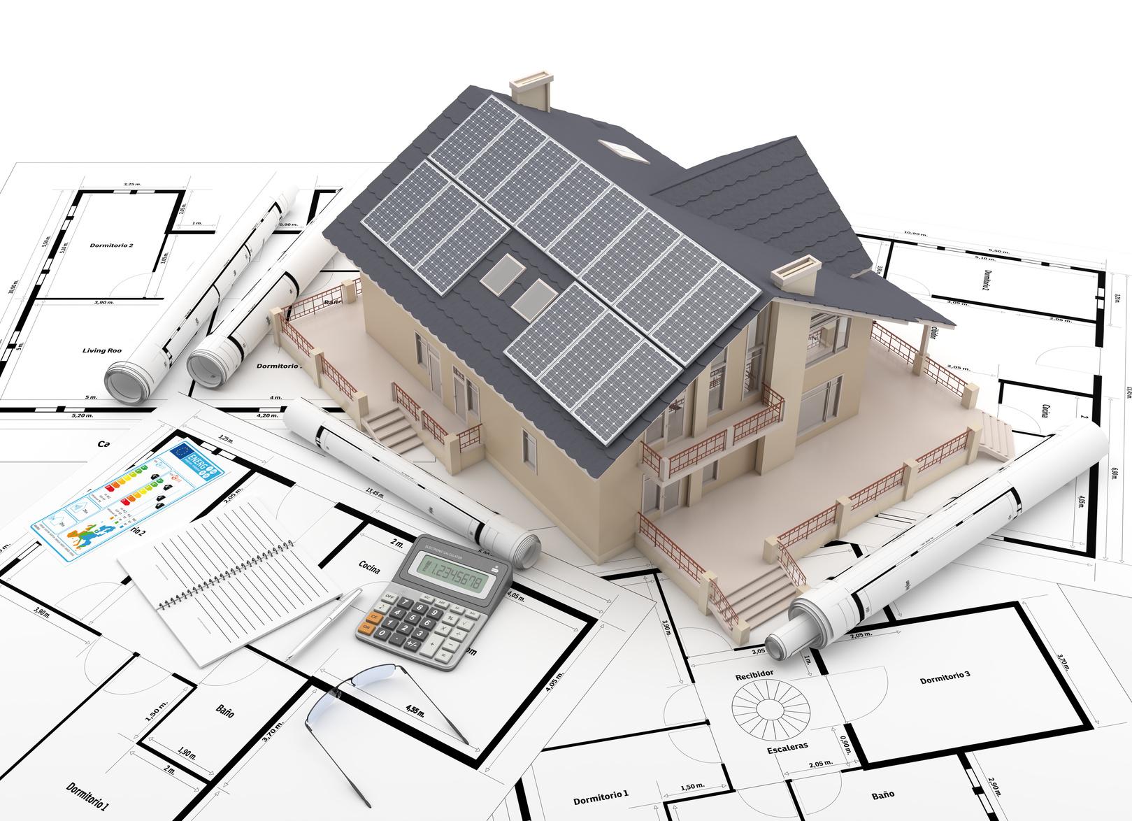 Impianti per la casa idraulici elettrici fotovoltaici - Impianti sicurezza casa ...