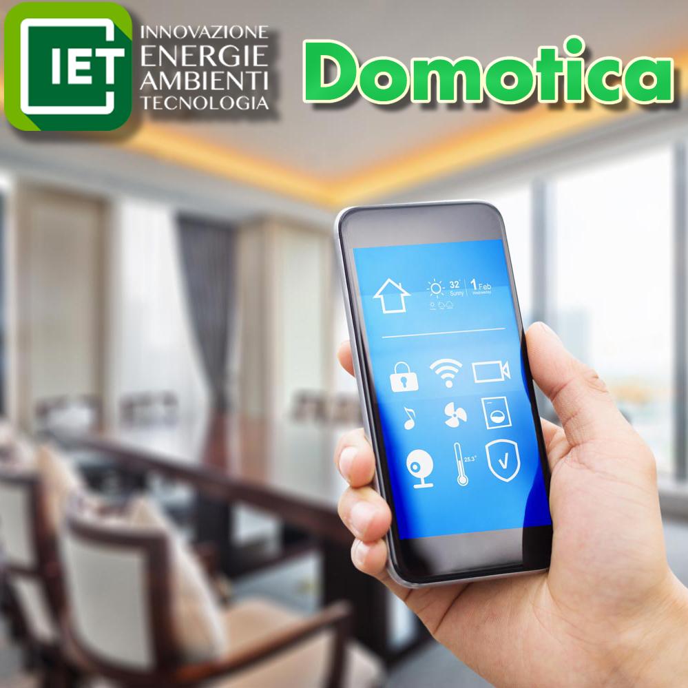 Le caratteristiche della domotica – IET Impianti