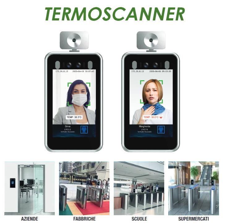 Termoscanner: Cos'è e come funziona