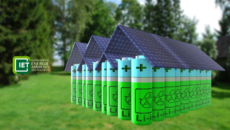 Impianto Fotovoltaico con Accumulo: di cosa si tratta?