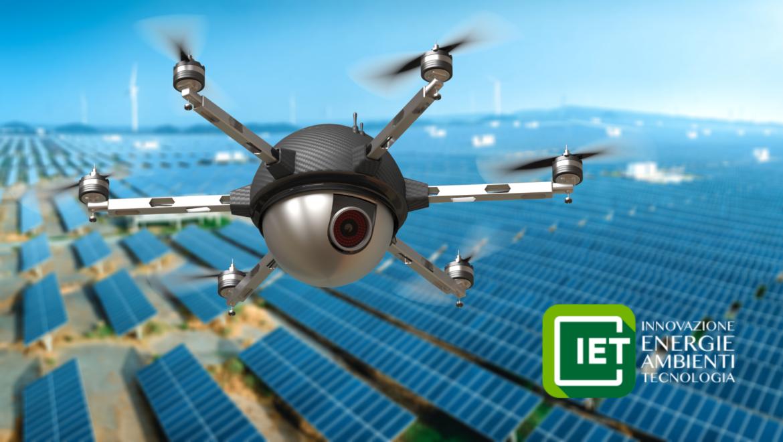 Droni: perché sono la scelta ideale per Monitorare i tuoi Impianti
