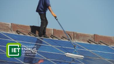 La Pulizia dei Pannelli Fotovoltaici conviene?